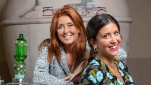 The Ladies of Morellino Elisabetta Geppetti and Clara Gentili welcomes you at Le Pupille