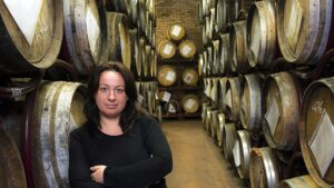 In TOSCANA there is a enchanted distillery with endless galleries of aging spirits