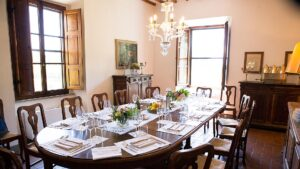 Take your seat in history of wine in our private tasting room
