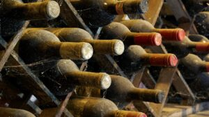 WS TOP 100 COLTIBUONO Toscana Cancelli – The historic bottles for the vertical tasting