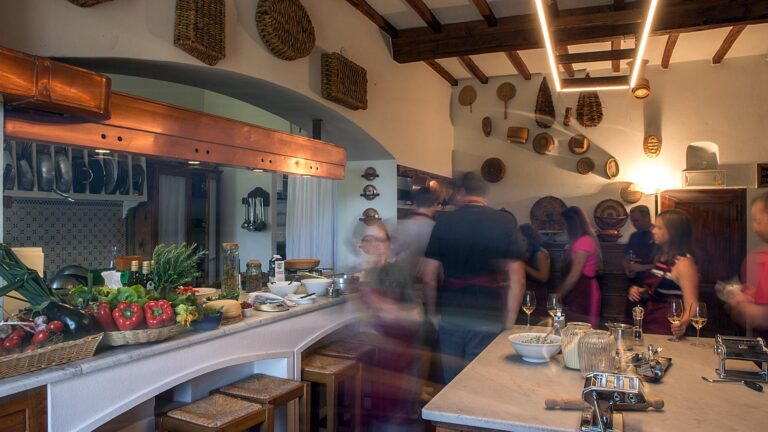 Fun in TOSCANA is an happy Cooking Class