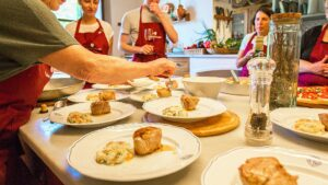Private Tuscan Cooking Class for PRO-AM people amusement and culture