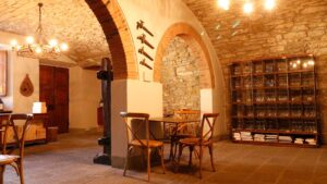 At CASTELLO d'ALBOLA you can also have Cooking Classes