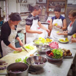 Fun in Tuscany it's a cooking class