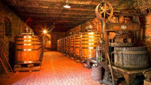 Montepulciano wineries are some of the most ancient... Welcome at Avignonesi!